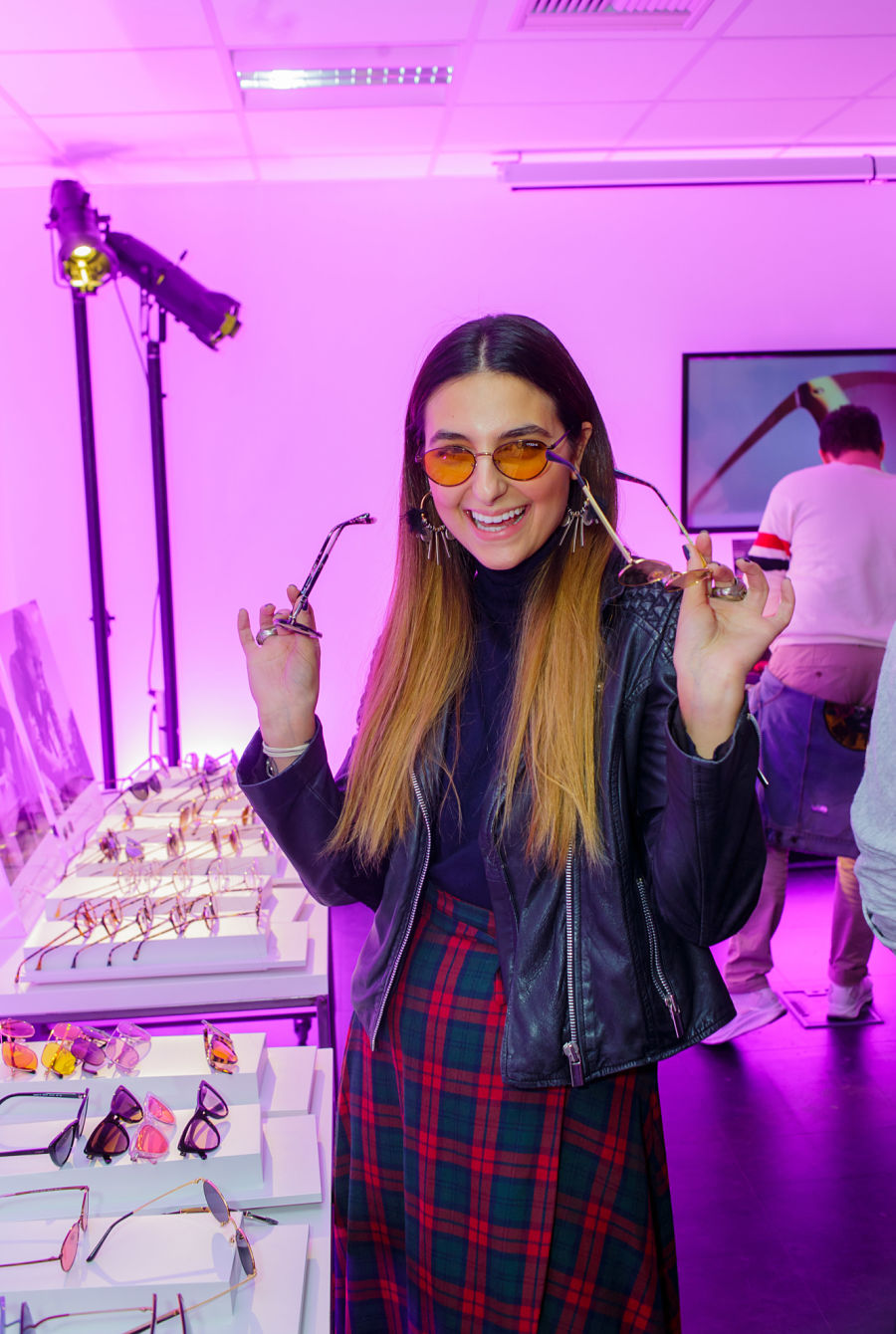 add6ec4729 Στο press day event της Luxottica Hellas - Mr-Green