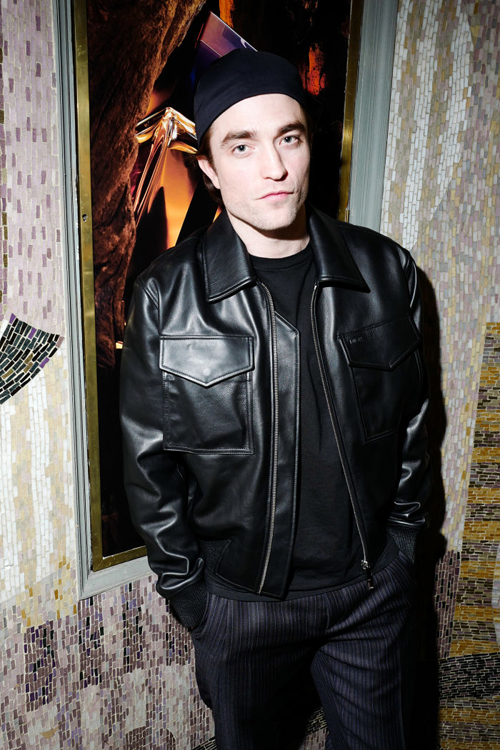 Ο Robert Pattinson.